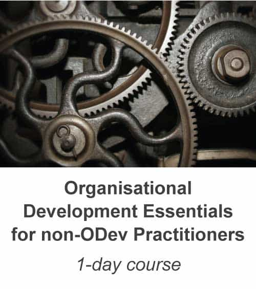Organisational Development Essentials for Non ODev Practitioners