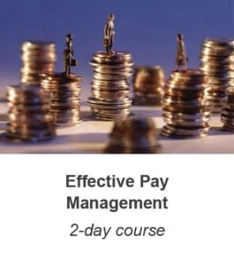 Effective Pay Management training course