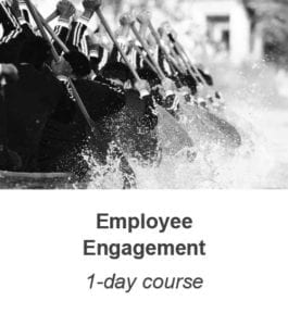 Employee Engagement training course