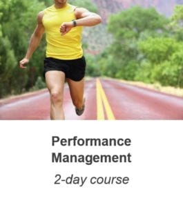 Performance Management training course