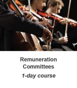 Remuneration Committees training course