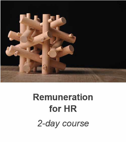 Remuneration for HR training course