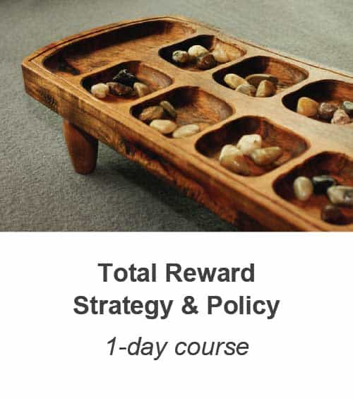 Total Reward Strategy and Policy training course
